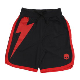 ハイドロゲン(HYDROGEN) TECH BOLT SHORTS T00087BLACK (Men's)