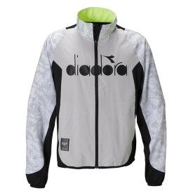 ディアドラ(diadora) ACV HBD ZIP ジャケット DTP0184-94 【 メンズ ジャケット テニス バドミントン ウェア 】 (メンズ)