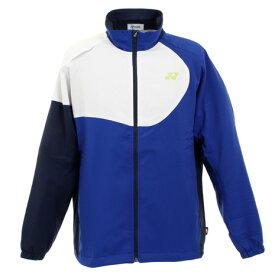 ヨネックス(YONEX) ウィンドウォーマーシャツ ブレーカージャケット 70068-472 【テニスウェア メンズ 】 ヒートカプセル 防寒 (メンズ)