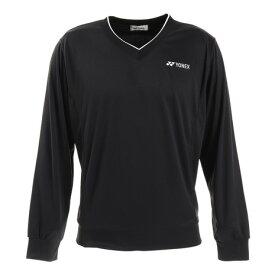ヨネックス(YONEX) トレーナー スウェット 32019-007 【テニスウェア】 (メンズ、レディース)