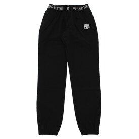 ハイドロゲン(HYDROGEN) TECH SKULL パンツ T00135 BLACK (Men's)
