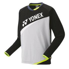 ヨネックス(YONEX) テニスウェア ライトトレーナー 31043-007 (メンズ)