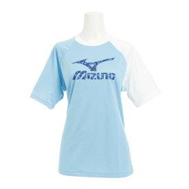 ミズノ(MIZUNO) 【多少の傷汚れありの為大奉仕】【ゼビオグループ限定】プラクティスシャツ 62JA7Z2126 (Lady's)