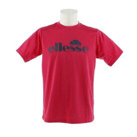 エレッセ(ELLESSE) 半袖Tシャツ プラクティスロゴクルー EM08106 MA (Men's、Lady's)