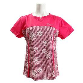 HUITIEME ドライプラス SsKeyneck Tシャツ HU18FTJ733052PNK (Lady's)