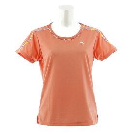 エレッセ(ELLESSE) レディース ショルダープリントTシャツ EW09130 SP (Lady's)