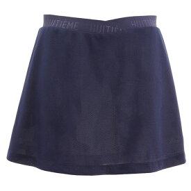 HUITIEME JQスカート HU20S13LS733014NVY 【吸汗速乾/UVカット】 (Lady's)