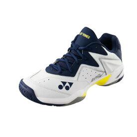 ヨネックス(YONEX) テニス シューズ ハードコート用 パワークッション207Dワイド SHT207DW-100 (メンズ、レディース)