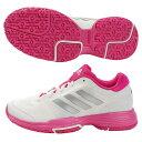 アディダス(adidas) テニス シューズ オムニクレーコート用 BARRICADE CLUB OC KDZ70-BC0387 (Lady's)