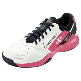 ヨネックス(YONEX) テニスシューズ オムニクレーコート用 レディース パワークッション104 SHT104-062 (レディース)
