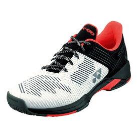 ヨネックス(YONEX) テニス シューズ オムニクレーコート用 パワークッションソニケージ2 軽量 GC SHTS2MGC-141 (メンズ、レディース)