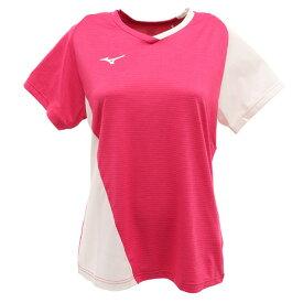ミズノ(MIZUNO) ゲームシャツ 72MA020165 (Lady's)