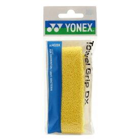 ヨネックス(YONEX) バドミントン グリップテープ タオルタイプ AC402DX-004 (メンズ、レディース、キッズ)