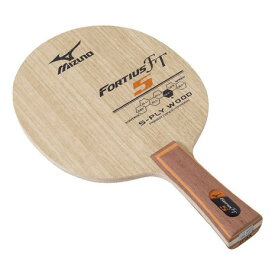 ミズノ(MIZUNO) 卓球ラケット フォルティウス FT5 83GTT60554 FL (Men's、Lady's、Jr)