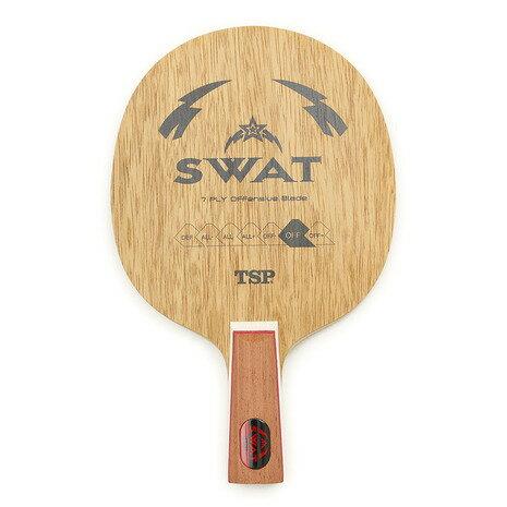 ティーエスピー(TSP) 卓球ラケット スワットCHN 21013 (Men's、Lady's、Jr)