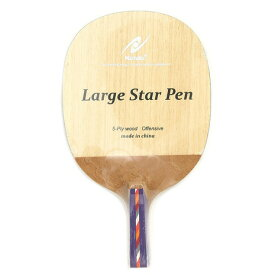 ニッタク(Nittaku) 卓球ラケット ラージスターペン NE-6689 (Men's、Lady's、Jr)