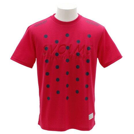 スヴォルメ(SVOLME) ドットプラクティスTシャツ 181-61400PK (Men's)