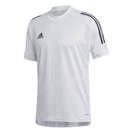 【10/25はエントリーで会員ランク別P10倍】アディダス(adidas) サッカー ウェア メンズ 半袖 Tシャツ CON20トレーニングジャージ− FYZ18-EA2513 (メンズ)