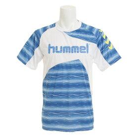 ヒュンメル(hummel) 【ポイント15倍】【多少の傷汚れありの為大奉仕】プラクティスシャツ HAP1132X-10 (メンズ)