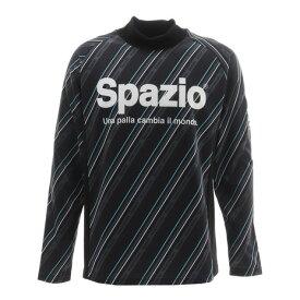 スパッツィオ(SPAZIO) 裏起毛ハイネック ロングプラクティスシャツ GE0606-02 (メンズ、レディース)
