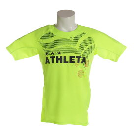 アスレタ(ATHLETA) カラープラクティスシャツ 2295 YEL (Men's)
