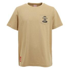 スライド(SLYDE) サッカー ウェア メンズ 「スライド×アスレタ」コラボ!ポケット付き Tシャツ sl2020021137LTD-BEG (メンズ)