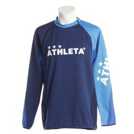 アスレタ(ATHLETA) 定番ジャージシャツ 18005 NVY (Men's)