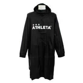 アスレタ(ATHLETA) レインポンチョ 4118 BLK (Men's)