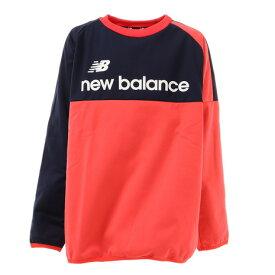 ニューバランス(new balance) ジュニア ストレッチウォームアップトップシャツ JJTF0482RED (キッズ)