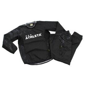 アスレタ(ATHLETA) ジュニア ピステスーツ 2301J BLK (キッズ)