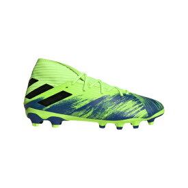 アディダス(adidas) サッカー スパイク ネメシス 19.3 HG/AG サッカー シューズ ハードグラウンド用/人工芝用 FV3990 (メンズ)