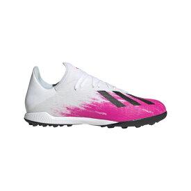 【3月5日24h限定!エントリーでP10倍〜】アディダス(adidas) サッカー トレーニングシューズ エックス 19.3 TF ターフグラウンド用 EG7157 サッカーシューズ (メンズ)