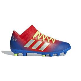 アディダス(adidas) サッカースパイク ジュニア ネメシス メッシ18.3-ジャパン HG/AG J G25767 (キッズ)