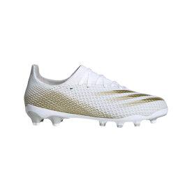 アディダス(adidas) サッカースパイク ジュニア エックス ゴースト.3 HG/AG ハードグラウンド/人工芝用 EG8155 (キッズ)
