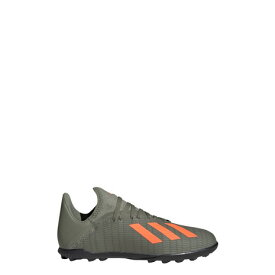 アディダス(adidas) ジュニアサッカートレーニングシューズ エックス 19.3 TF EF8375 サッカーシューズ トレシュー (キッズ)