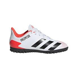 アディダス(adidas) サッカートレーニングシューズ ジュニア プレデター 20.4 TF J ターフグラウンド用 EG0933 サッカーシューズ (キッズ)