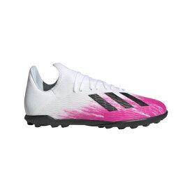 アディダス(adidas) サッカー トレーニングシューズ ジュニア エックス 19.3 TF J ターフグラウンド用 EG7174 (Jr)