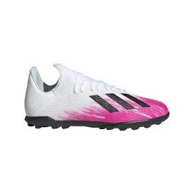 アディダス(adidas) ジュニアサッカートレーニングシューズ エックス 19.3 TF J EG7174 サッカーシューズ トレシュー (キッズ)