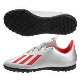 アディダス(adidas) サッカー トレーニングシューズ ジュニア エックス 19.4 TF J F35348 サッカーシューズ トレシュー (キッズ)