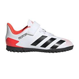 アディダス(adidas) サッカー トレーニングシューズ ジュニア プレデター 20.4 TF J ベルクロ ターフグラウンド用 FV4326 (Jr)