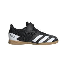 アディダス(adidas) ジュニアサッカーインドアトレーニングシューズ プレデター20.4 イン サラ FW9226 サッカーシューズ トレシュー (キッズ)