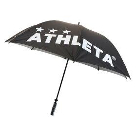 アスレタ(ATHLETA) UV アンブレラ 5228 BLK ブラック 70cm 晴雨兼用 UVカット 紫外線対策 日傘 雨傘 スポーツ観戦 サッカー観戦 (メンズ、レディース、キッズ)
