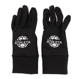 【買いまわりでポイント最大10倍!】アスレタ(ATHLETA) フィールドグローブ XE-301 BLK (Men's)