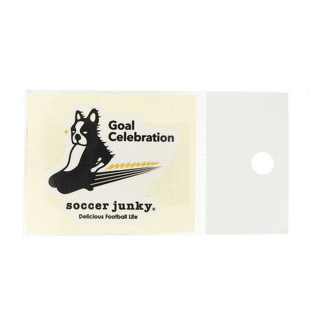 サッカージャンキー(soccer junky) ステッカー CP16293 (Men's、Lady's、Jr)