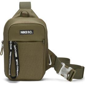 ナイキ(NIKE) F.C. クロス ボディ スモール アイテム バッグ CU8098-222 (メンズ、レディース)