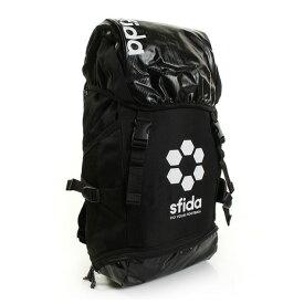 スフィーダ(SFIDA) バックパック02 OSF-BA10 BLK (Men's、Lady's)