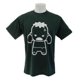 マーベル 【ゼビオグループ限定】 MARVEL 半袖Tシャツ ハルク 01 DS0181005 (Men's)