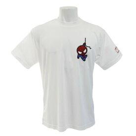 マーベル 【ゼビオグループ限定】 MARVEL 半袖Tシャツ スパイダーマン 02 DS0181003 (Men's)