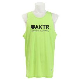 アクター(AKTR) ベーシック ロゴ タンクトップ 219-008001 YL オンライン価格 (メンズ)
