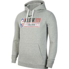 ナイキ(NIKE) NBA オールスター 2020 プルオーバー スウェットパーカー フーディ 裏起毛 フリース CI5447-063 バスケットボール ウェア メンズ (メンズ)